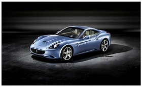 Ferrari California to be marketed in summer of 2009