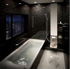 ゆったりとした入浴を満喫できる