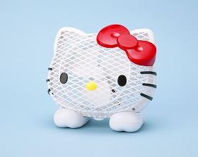 扇風機になってもキティはカワイイ