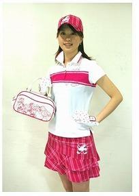 ゴルフのプレーに適した機能性と快適性も備える