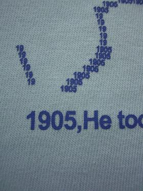 「1905」の散らばり方にも細かな工夫が