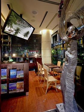 東京・飯田橋にある「トラベルカフェ フィリピン TOKYO」