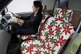 かわいい!車に乗るのが楽しくなりそう