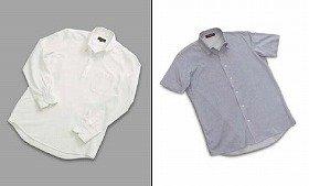 ジャケットのインナーに使えるポロシャツ