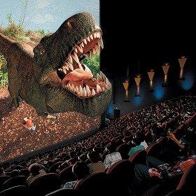 (下)IMAX(R)3Dの鑑賞イメージ