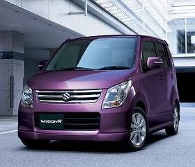 包括特别喷涂的紫色和深银色,车体颜色共6种