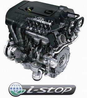 マツダの新技術「i-stop」搭載エンジン