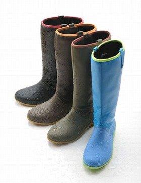 靴底は防滑設計なので、濡れた床も安心