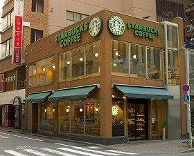 国内第1号店である、銀座松屋通り店