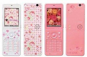 「Pure White」(左)と「Paris Pink」