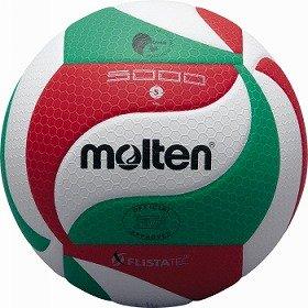 モルテンが発売する「フリスタテック バレーボール」