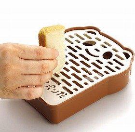 手作りのパン粉って感じでいいですね