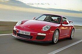 写真は「911 GT3」