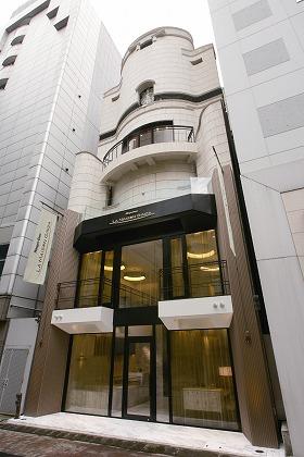 「ハーゲンダッツジャパン ラ メゾン ギンザ」の外観