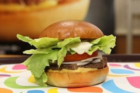 ロッテリア「絶妙ハンバーガー」