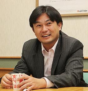 「1人でも多くロッテリアファンをつくりたい」と湯浅さん