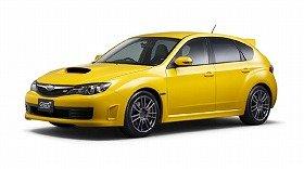 Two vibrant colors are available for Subaru Impreza WRX STI Spec C.