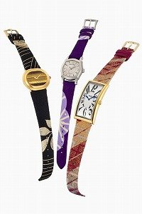 いろんな時計のタイプにもハマリそう!