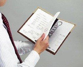 2冊のノートを1冊で管理して仕事の能率もアップ!