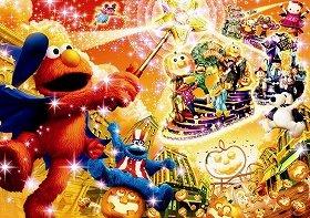 ※昨年のイメージです (C) 2009 Sesame Workshop  (C)UFS  (C)'76 '09 SANRIO.  (C)Universal Studios. All rights reserved.
