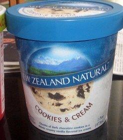 ニュージーランドのアイスクリーム・チェーン店のアイスも登場
