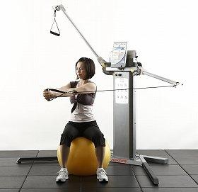 機能的で、美しく均整のとれたカラダづくりを目指すファンクショナルトレーニングマシン