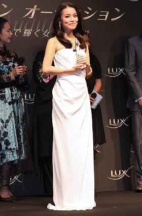 「ラックスシャインオーディション」グランプリに輝いた桃生亜希子さん