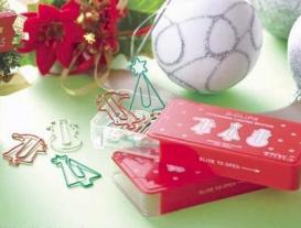 写真キャプション カードや招待状の、ちょっとしたワンポイントがクリスマス気分を盛り上げる
