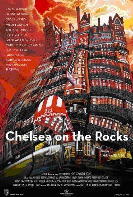 08年のカンヌ映画祭の特別招待作品「チェルシー・オン・ザ・ロック」が、いよいよ公開