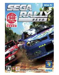 「SEGA RALLY REVO」(C)SEGA. SEGA, the SEGA logo and SEGA RALLY REVO are either registered trademarks or trademarks of SEGA Corporation. All rights reserved. All trademarks used herein are under license from their respective owners.