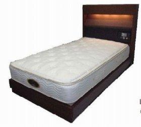 快適な眠りを提供してくれる睡眠環境システムを搭載したベッド