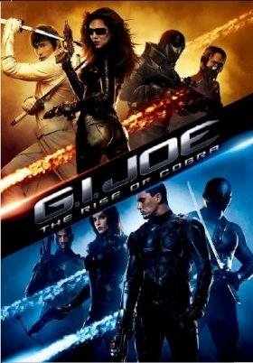 G.I. JOE: THE RISE OF THE COBRA(C)2009 Paramount Pictures Corporation. All Rights Reserved.HASBRO and its logo, G.I. JOE andall related characters are trademarks of Hasbro and are used with permission. All Rights Reserved. TM & R denote US trademarks.