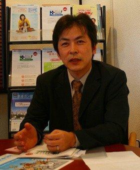 先進医療について語るファイナンシャルプランナーの松浦建二さん