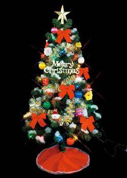 トイザらスのクリスマスツリーセット