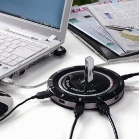 USB2.0のハイスピードに対応