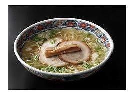 写真は「函館麺厨房 あじさい」の塩ラーメン