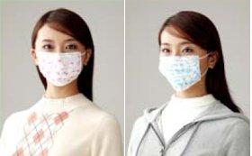 マスクもファッション感覚で使える