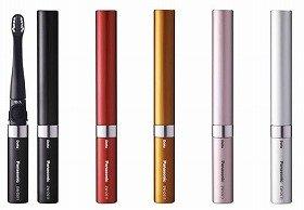 スマートなデザインで携帯しやすく、ランチ後の歯ブラシが手軽にできる