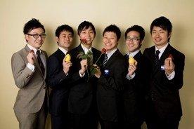 東武Sweets男子委員会の面々
