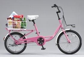 使い勝手のよい自転車