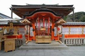 京都・地主神社に「エア参拝」?
