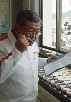 『手摘み紅茶』の生みの親、三浦宣安さん