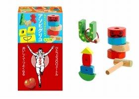 温かみのある木製おもちゃが「おまけ」に復活する