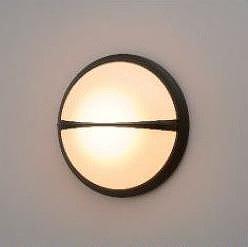 軽くて割れにくい樹脂グローブを採用し、安全性も向上(写真は壁面・天井面直付けタイプ、LEDB-67308 K-LS1)