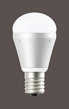 小形電球もLEDで明るく省エネ