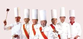 ビューホテルグループの「7人の侍」ならぬ「7人の総料理長」