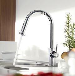 キッチン用水栓を「より身近に」と、首都圏の約20か所に展示場所を拡大した