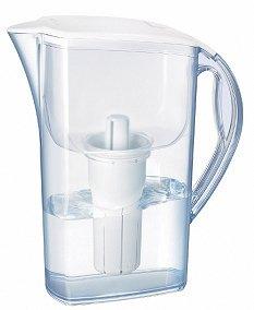 取っ手が付いた使いやすさとスピード浄水で人気のポット型浄水器