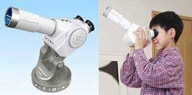 世界中の天体を「観測」できる