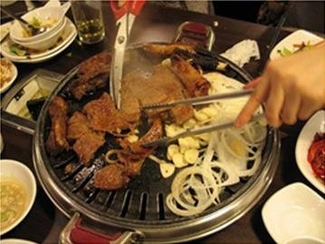 ダイエット中に我慢している食べ物。15%の人が焼き肉を挙げた